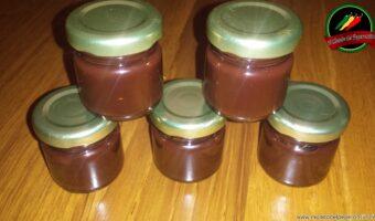 Marmellata di cacao e peperoncino