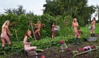 Giornata Mondiale del Giardinaggio Nudi