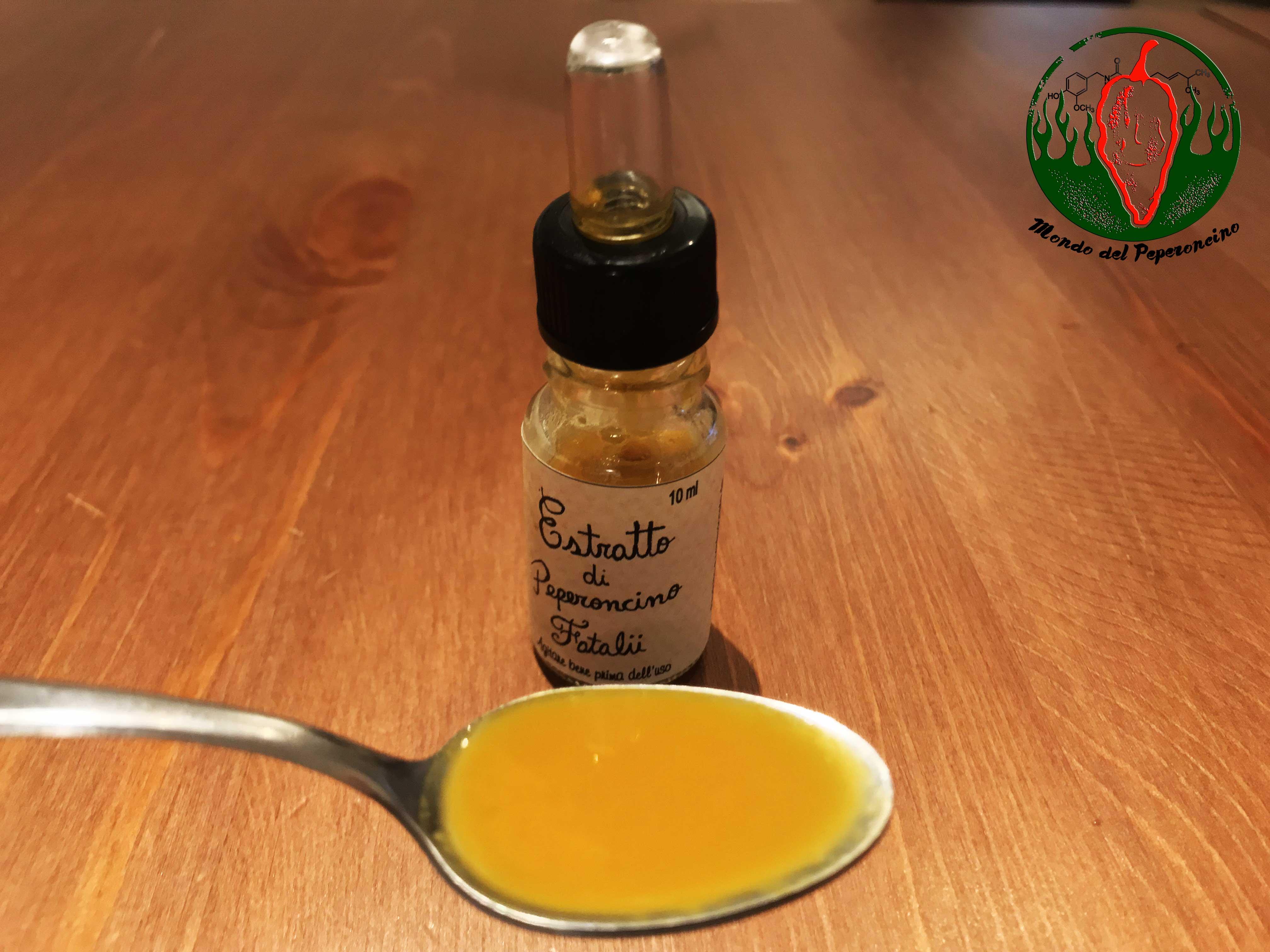 estratto di peperoncino