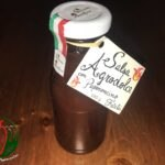 Salsa Agrodolce piccante con peperoncino Fatalii