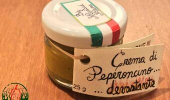 Crema di peperoncino Big Mustard Mama devastante