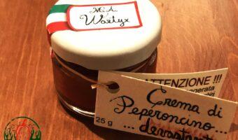 Crema di peperoncino M.A. Wartryx devastante