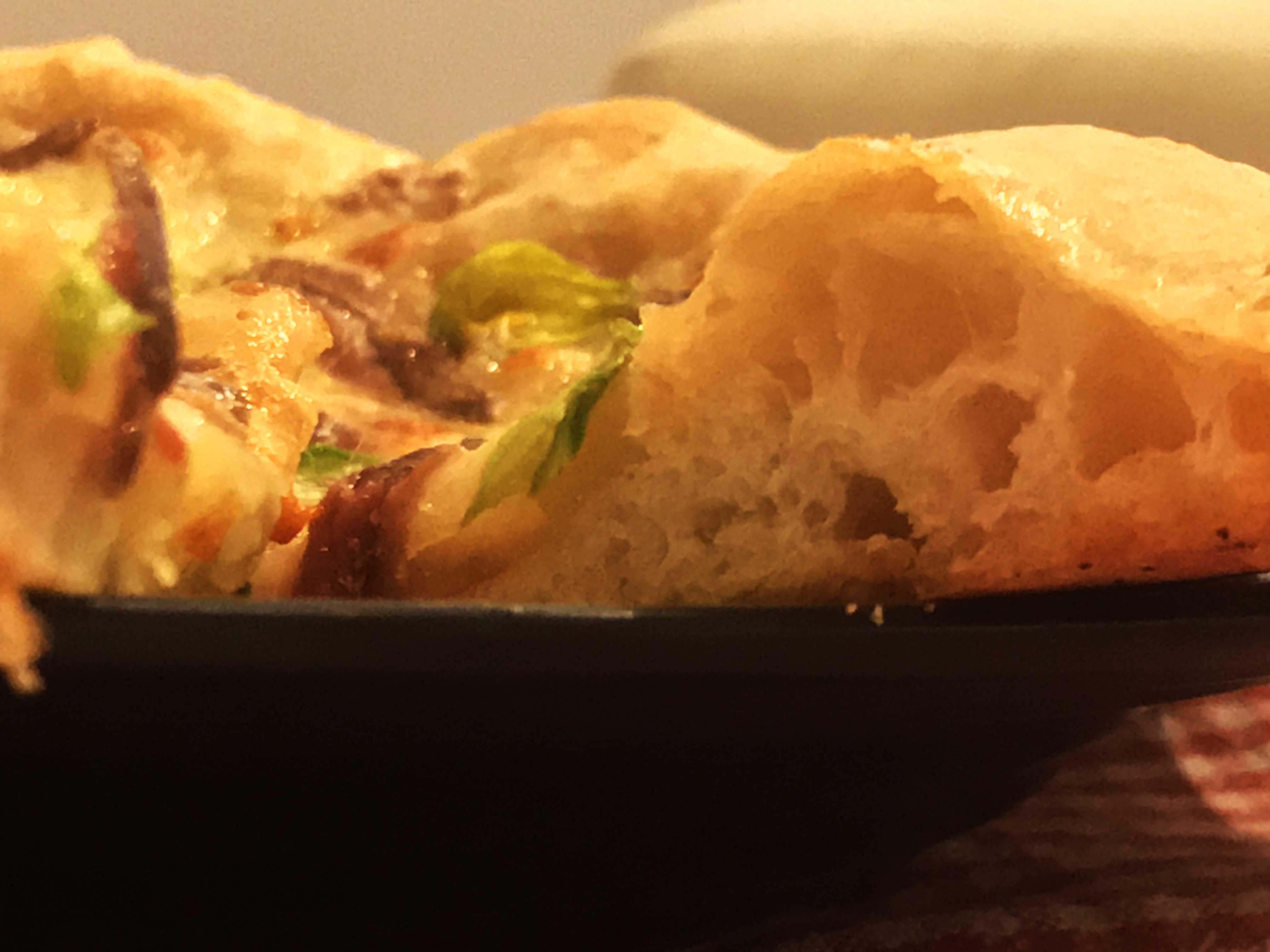 pizza romana fiori alici