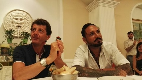 Jack Pepper e Arturo Rencricca