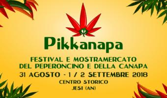 Pikkanapa 2018: Festival del peperoncino e della canapa