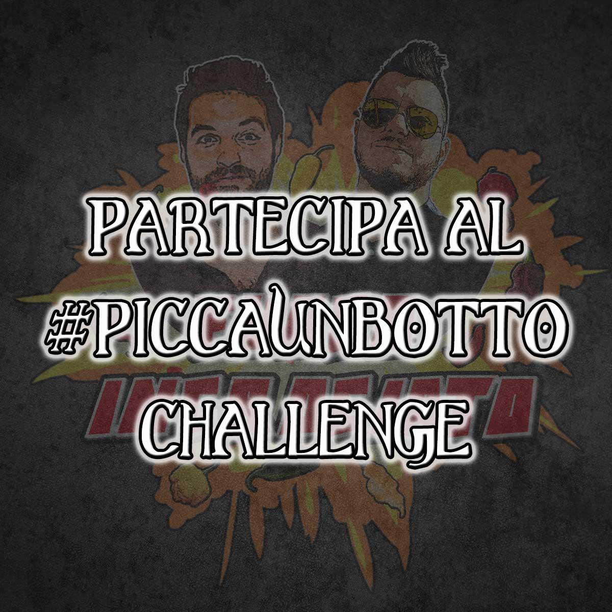 #piccaunbottochallenge