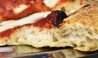 pizza romana piccante fatta in casa
