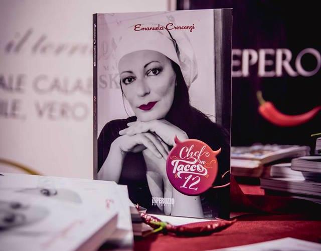 Chef in Tacco 12: il nuovo libro di Emanuela Crescenzi