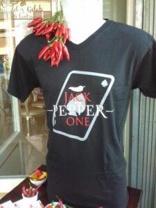 maglietta jack for pepper one