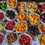 peperoncini freschi e prodotti piccanti